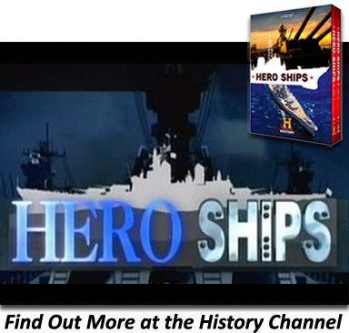 History Channel Hero Ships